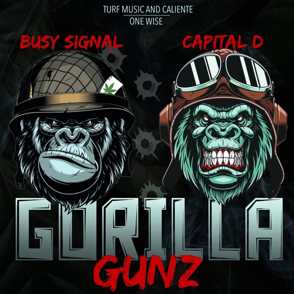 Gorilla Gunz